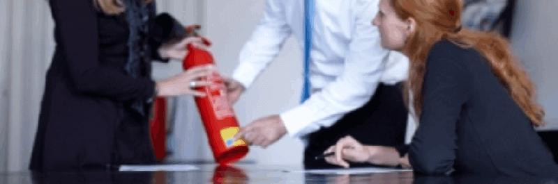 Brandschutzlehrgang