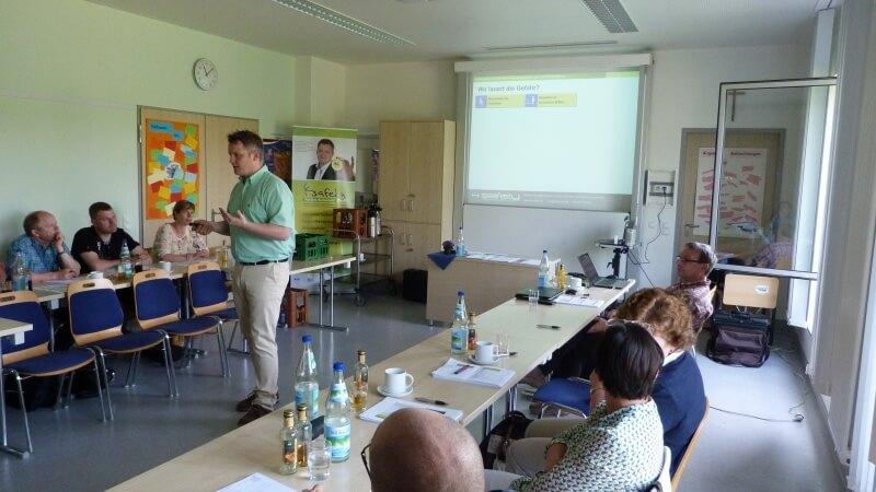 Fortbildung SiB-Seminar