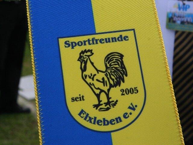 Wappen Sportfreunde Elxleben e.V.